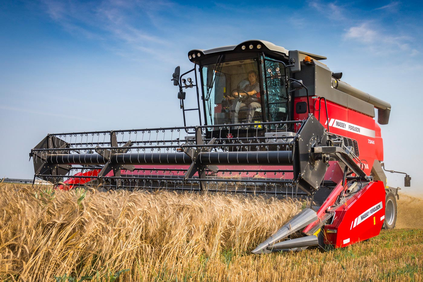 Threshing quality at the heart of the combine